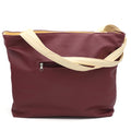 Women's Handbag (8653) - Maroon