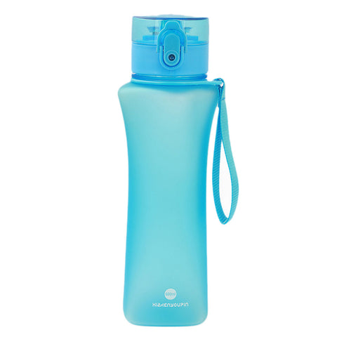 Sports Water Bottle 600 ML - Light Blue