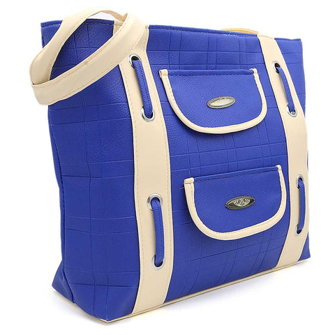 Women's Handbag (8653) - Royal Blue