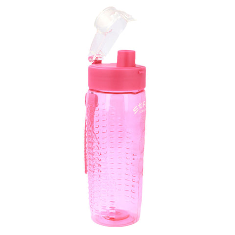 Star Water Bottle 550 ML - Pink