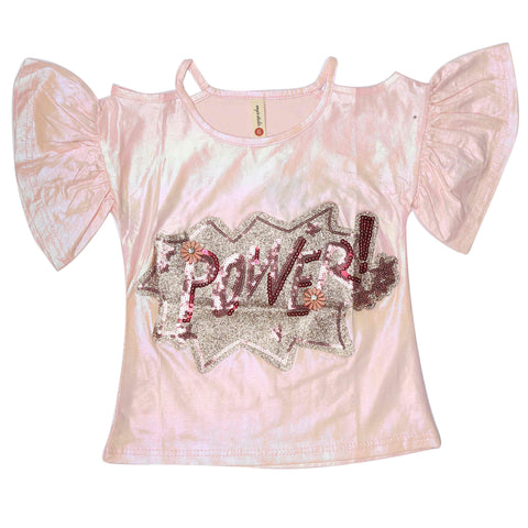 Girls T-Shirt - Pink