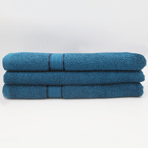 Bath Towel - Steel Blue