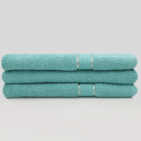 Bath Towel - Light Green