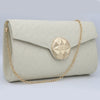 Women's Shoulder Bag 6971 - Off White