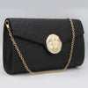 Women's Shoulder Bag 6971 - Black