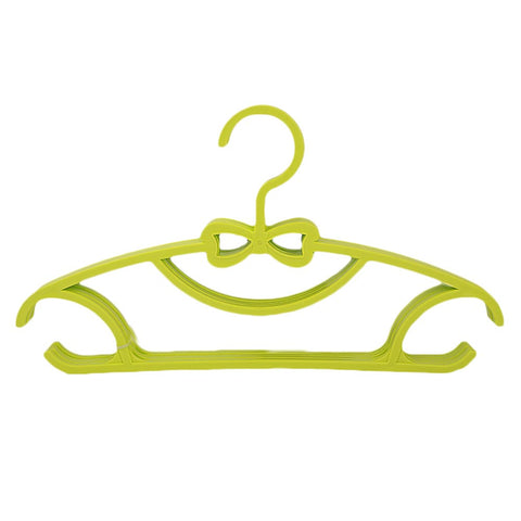 Baby Hanger 5 Pcs  - Green