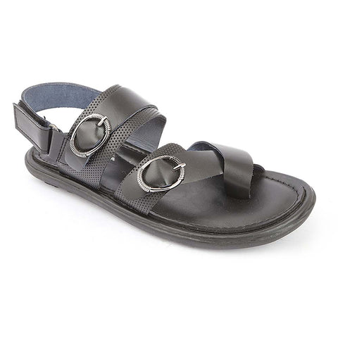Men's Sandal (LS-3) - Black