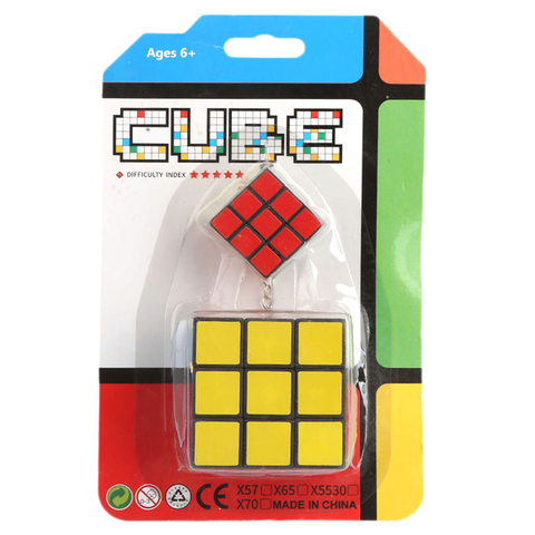 Magic Rubik's Cube - Multi - test-store-for-chase-value