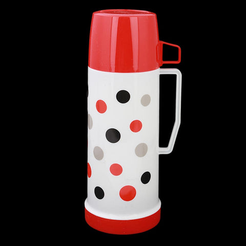 Vacuum Flask Coffee Pot 0.45 Liters - Red