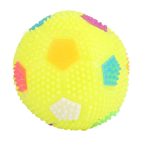 Chuchu Light FootBall - Yellow - test-store-for-chase-value