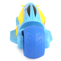 Friction Motorcycle Toy - Blue - test-store-for-chase-value
