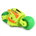 Friction Motorcycle Toy - Green - test-store-for-chase-value