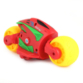 Friction Motorcycle Toy - Red - test-store-for-chase-value