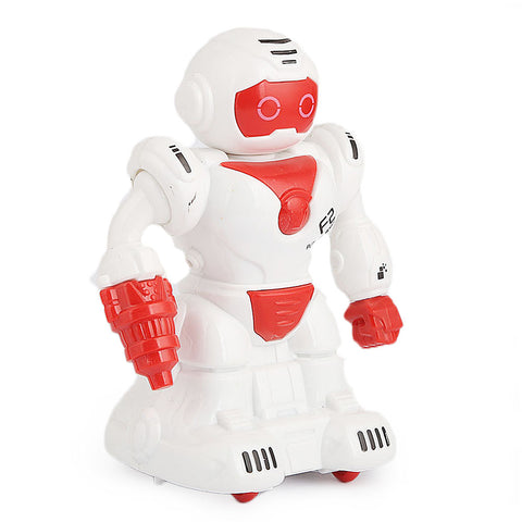Friction Robot Toy - Red - test-store-for-chase-value