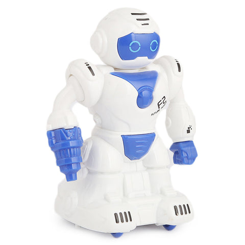 Friction Robot Toy - Blue - test-store-for-chase-value
