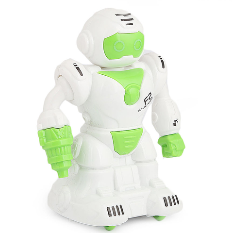 Friction Robot Toy - Green - test-store-for-chase-value