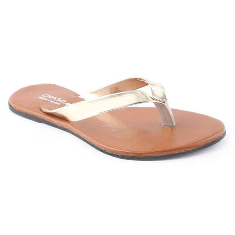 Women's Slipper (R81) - Golden