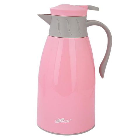 Vacuum Flask Thermos Jug 1.3 Liters - Pink
