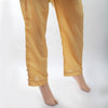 Women's Basic Trouser - Mustard