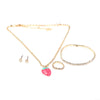 Girls Jewellery Set - Golden