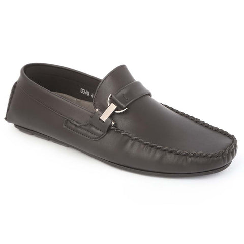 Men's Loafer Shoes 3345 - Black