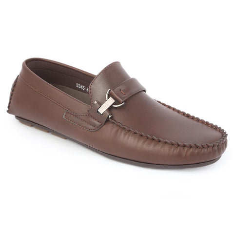 Men's Loafer Shoes 3345 - Coffee