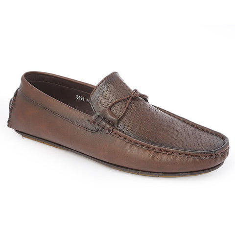 Men's Loafer Shoes 3491 - Coffee