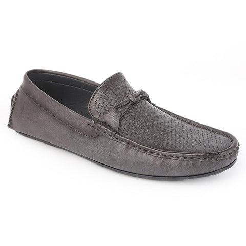 Men's Loafer Shoes 3491 - Grey