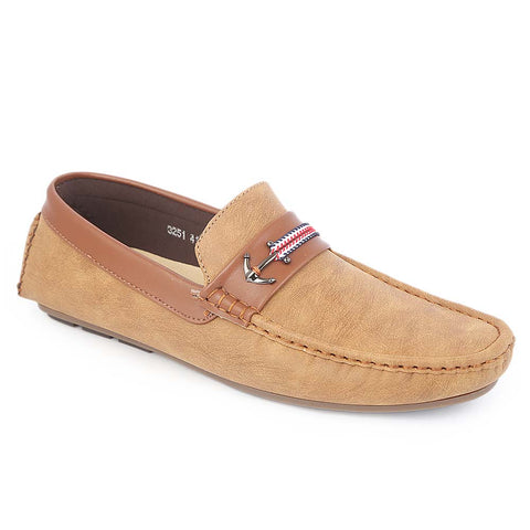 Men's Loafer Shoes 3251 - Camel