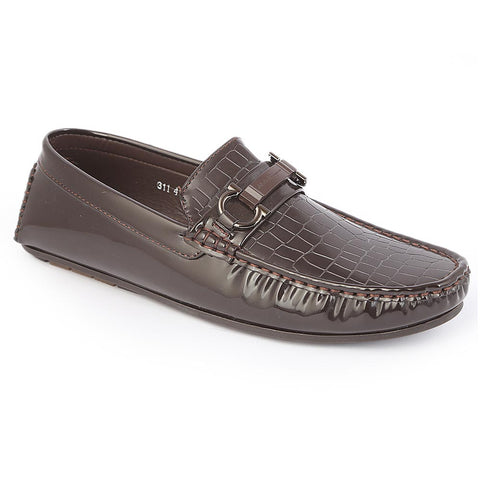 Men's Loafer Shoes 311 - Coffee