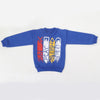 Boys Full Sleeves Fleece Sweat Shirt 8896 - Royal Blue