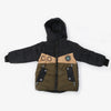 Boys Hooded Jacket - Green