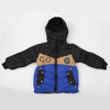 Boys Hooded Jacket - Royal Blue