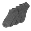 Men's 2 Pcs Socks - Grey