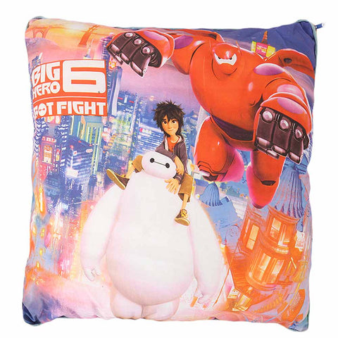 Cartoon Cushion - Multi