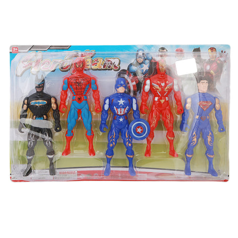 Super Heroes Set - Multi