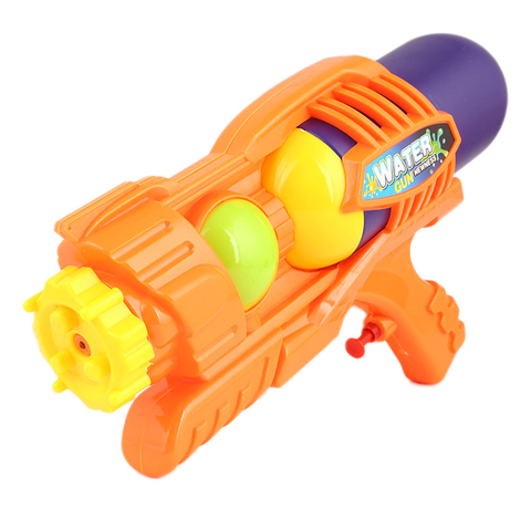 Water Gun Toy - Orange - test-store-for-chase-value