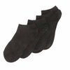 Men's 2 Pcs Socks - Black