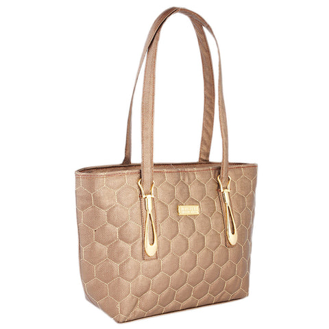 Women's Handbag 1650 (GOLDEN)