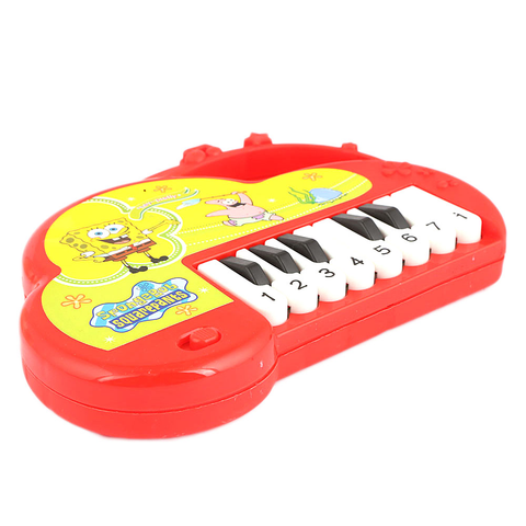 Piano Toy - Red - test-store-for-chase-value