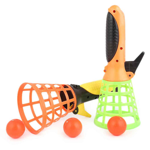 Jumping Ball Toy 2 Pcs - Orange - test-store-for-chase-value