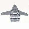 Boys Full Sleeves Sweaters JA509 - Grey