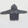 Boys Full Sleeves Sweaters JA512 - Grey