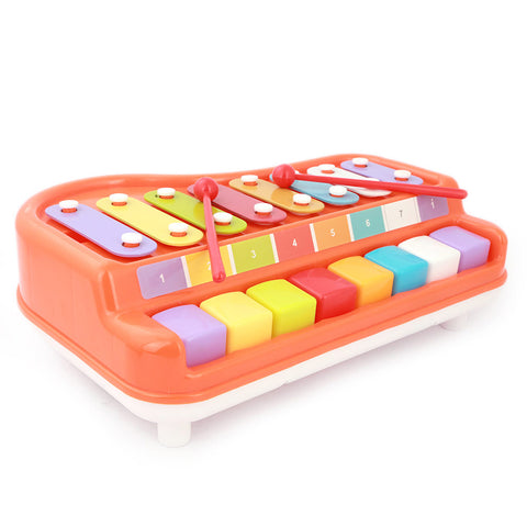 Piano Xylophone For Kids - Multi