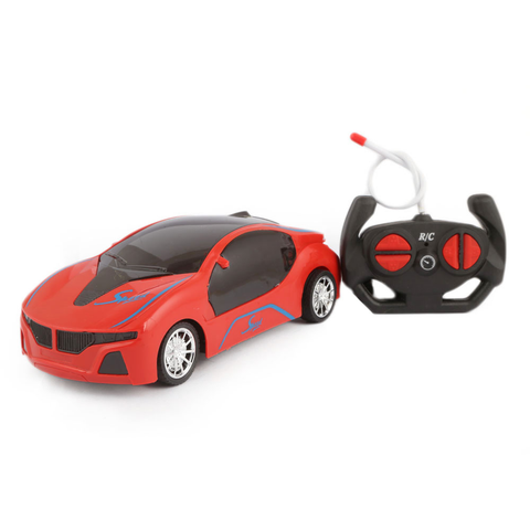 Remote Control Car - Red - test-store-for-chase-value