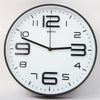 Round Shape Analog Wall Clock 10401 - White