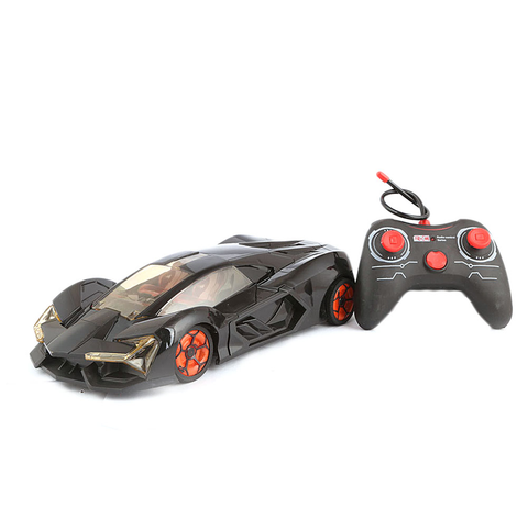 Remote Control Car - Black - test-store-for-chase-value