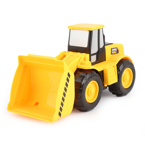 Bulldozer Toy - Yellow - test-store-for-chase-value