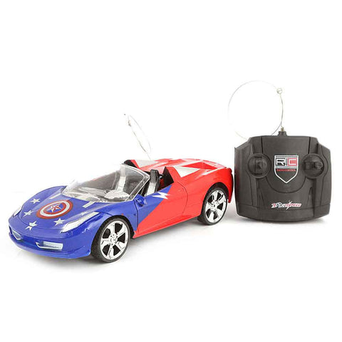 Remote Control Car - Blue & Red - test-store-for-chase-value