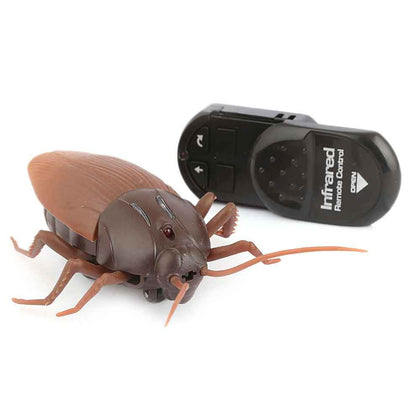 Remote Control Cockroach Toy - Brown - test-store-for-chase-value